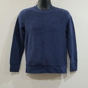 H&M men's blue sweat shirt size small